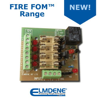Introducing the new Fire FOM Range